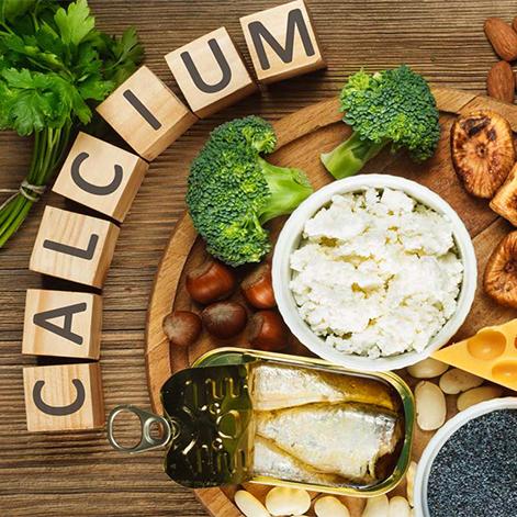 Các loại thức ăn tốt dành cho người bị loãng xương.